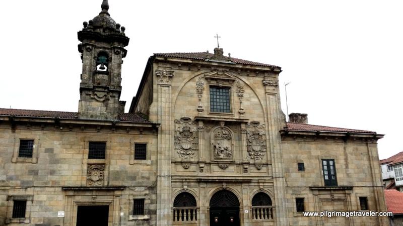 Convento de Ensinanza, Santiago de Compostela, Galicia, Spain