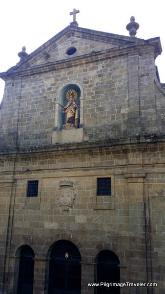 Convento do Carme on the Camino Ingles