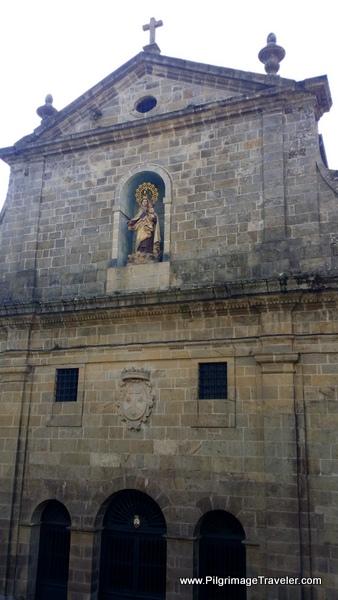 Convento do Carme on the Camino Ingles