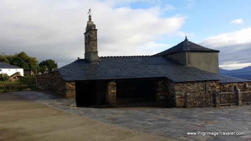 Iglesia de Santa María de Magdalena de Peñafonte, Asturias, Spain