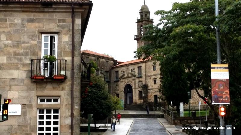 Museo do Pobo Galego, Santiago de Compostela, Galicia, Spain