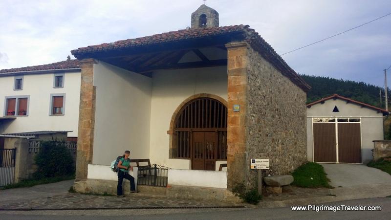 Capilla de San Pascual, 16th Century, Camino de Santiago, Asturias, Spain