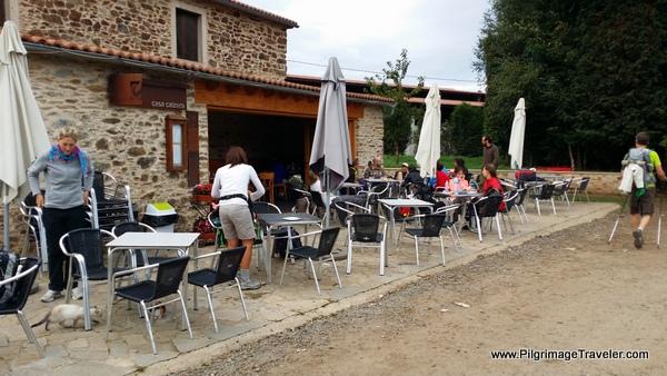 Casa Calzada on the Camino Frances