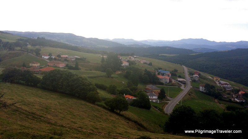 Last Town on the Hospitales Route on the Camino Primitivo