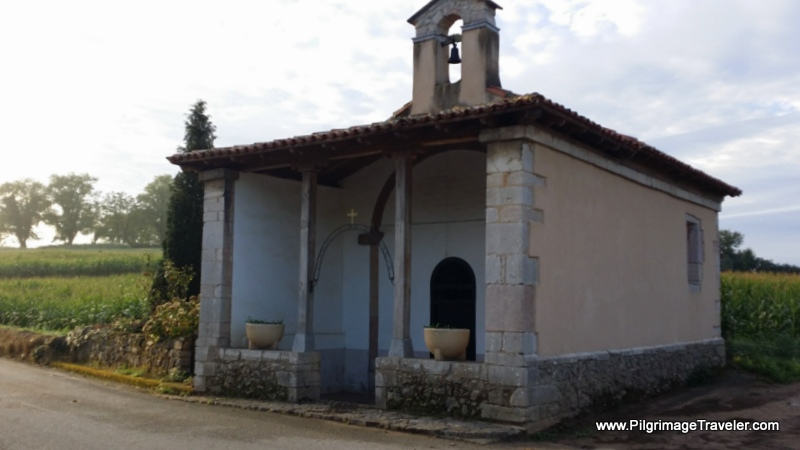 Capilla of Santa Ana de Premoño, Asturias, Spain