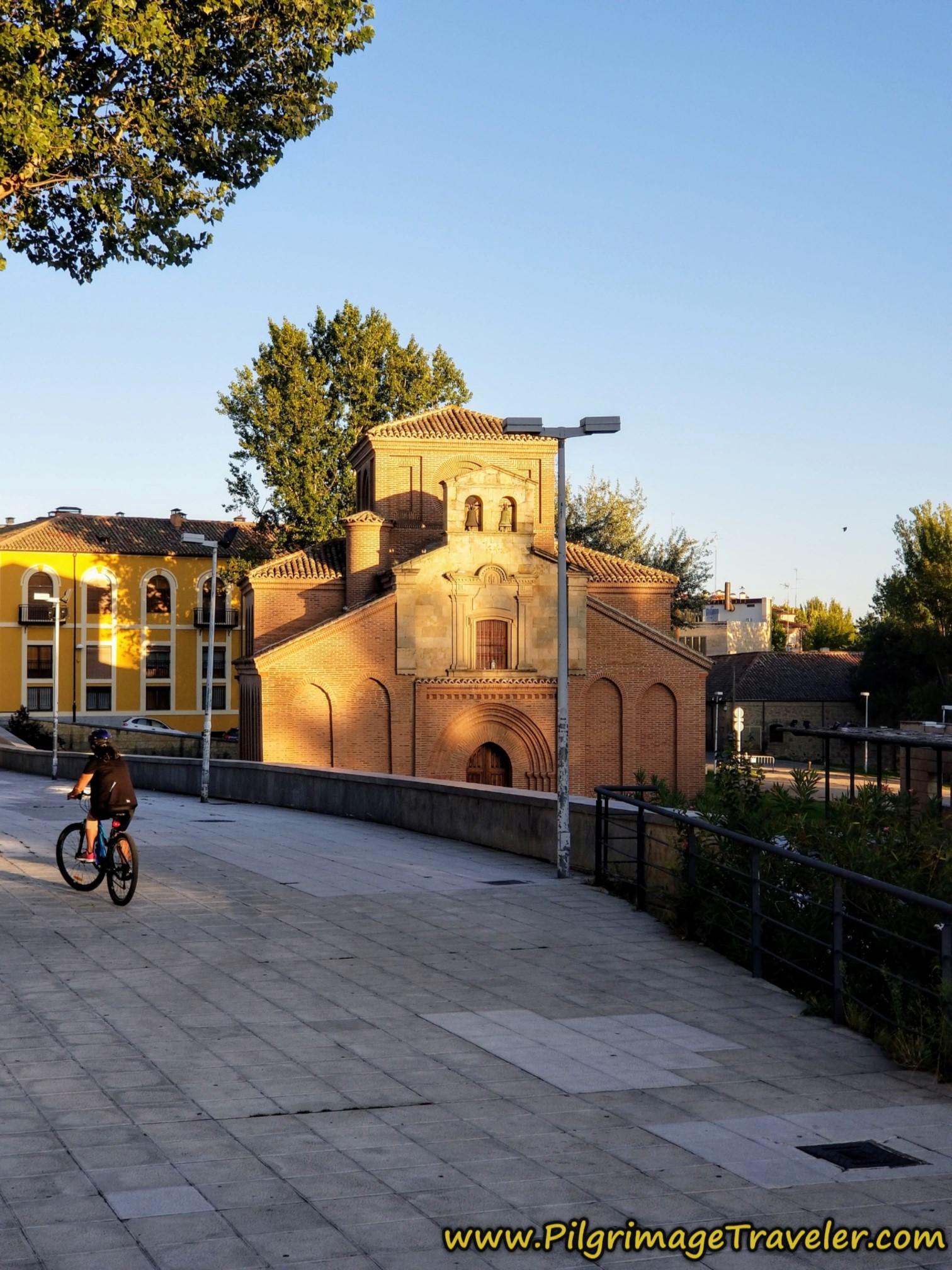 Iglesia de Santiago de Salamanca
