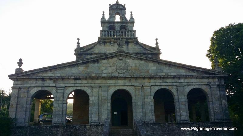 Santa María de Vilabade Church