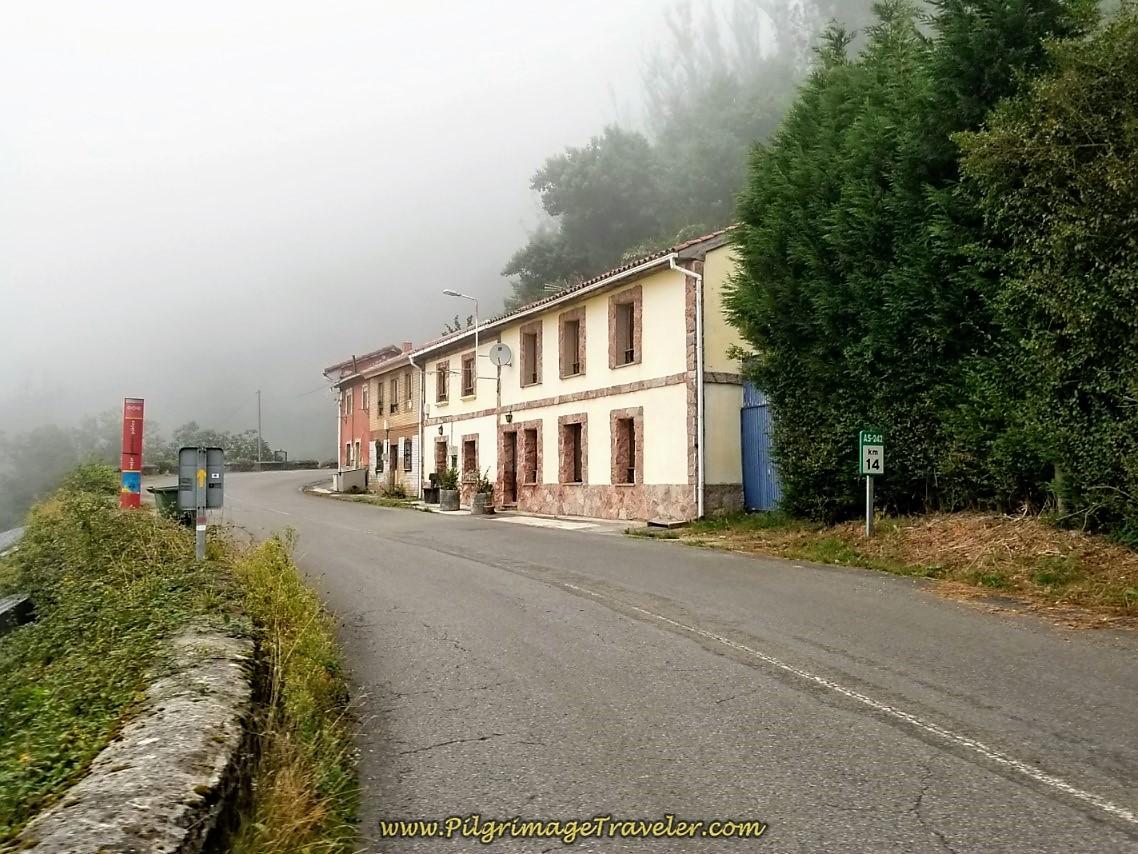 Row Houses in Santa Llucía