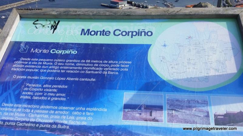Monte Corpiño, Muxia, Spain