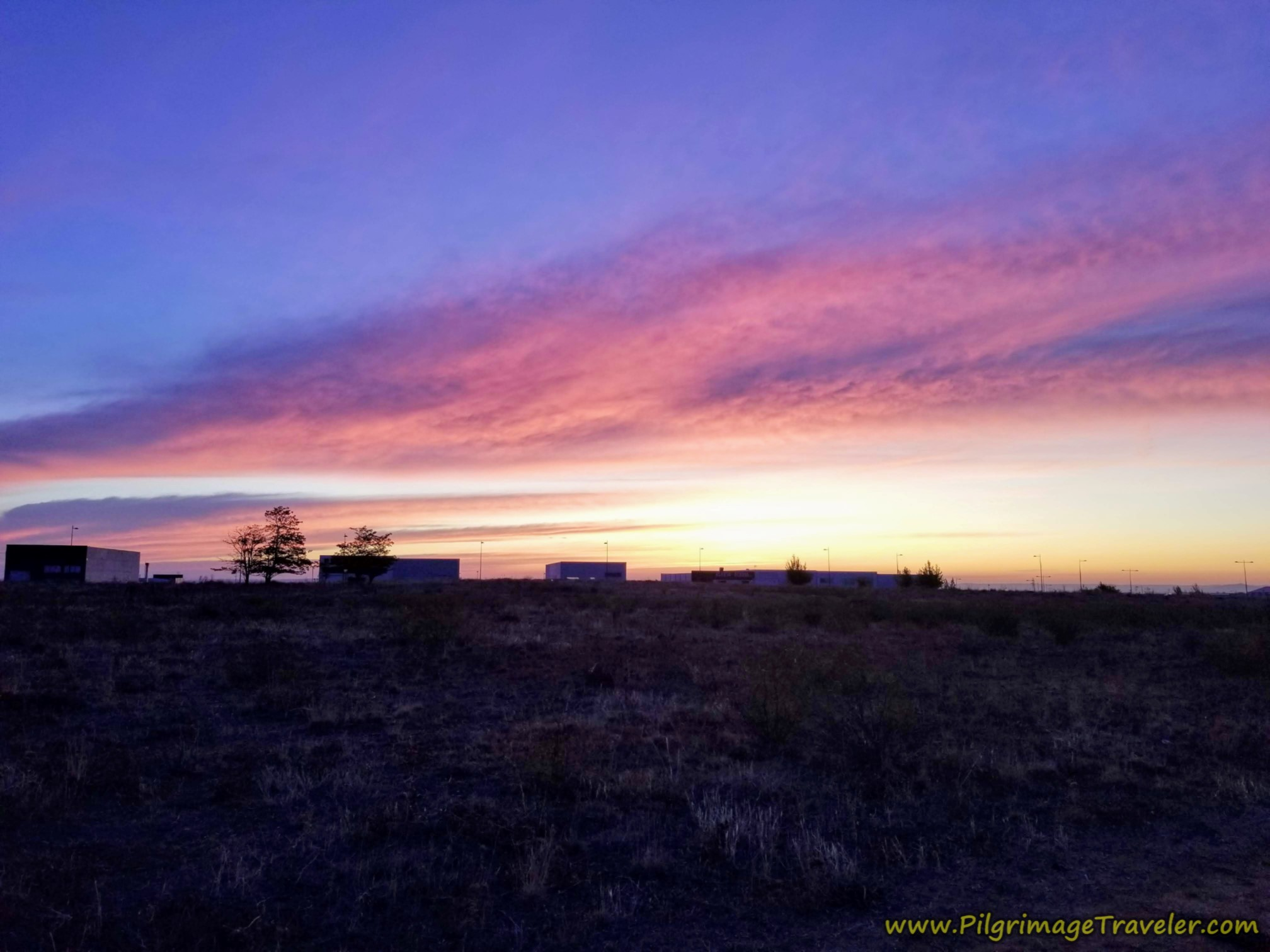 Sunrise Over Zamora