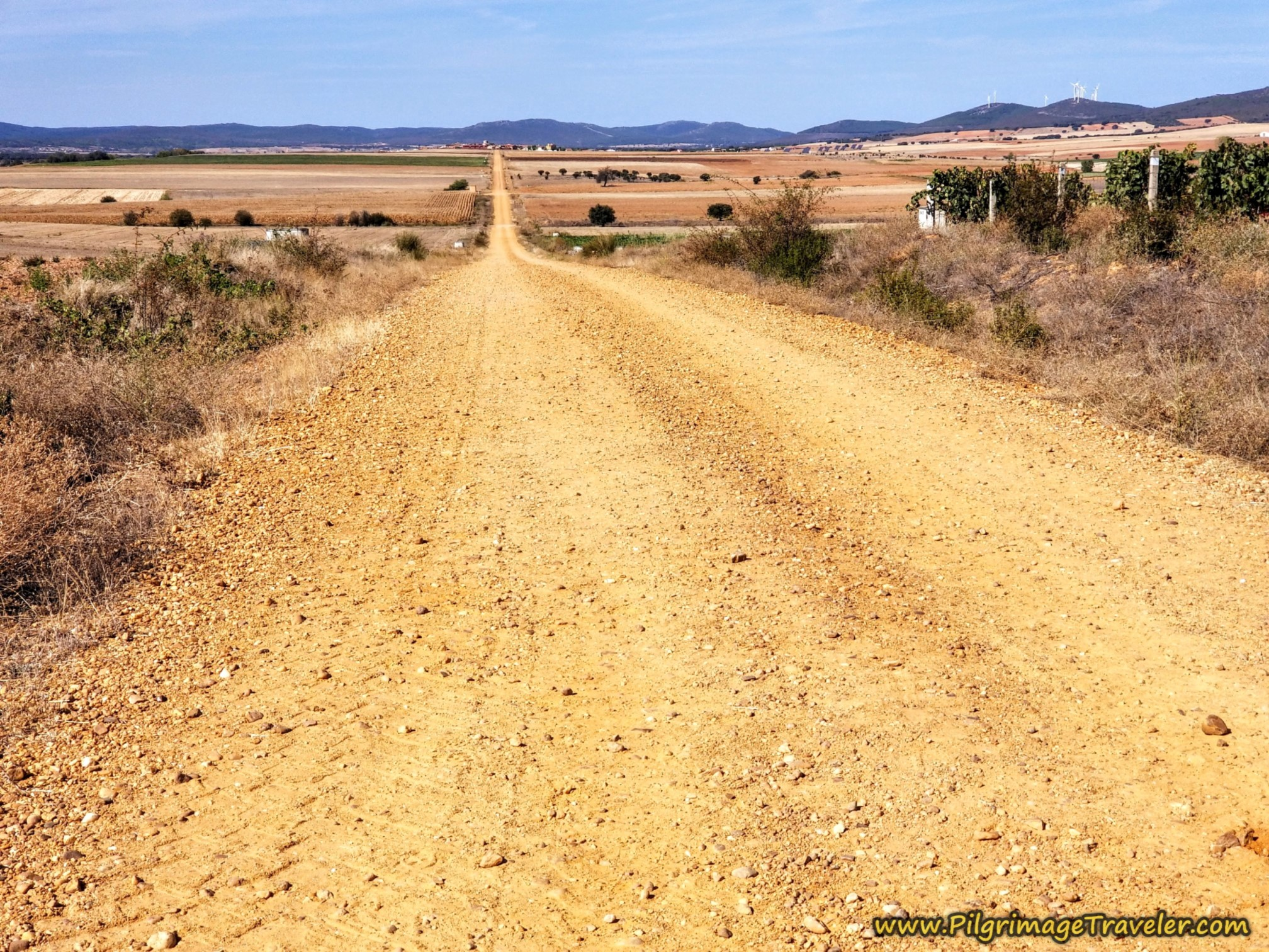 The Gravel Lane to Faramontanos de Tábara