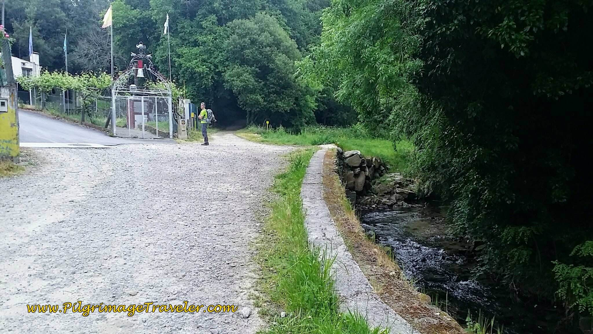 Find Trail System on the River Sar on day twenty-five of the Camino Portugués