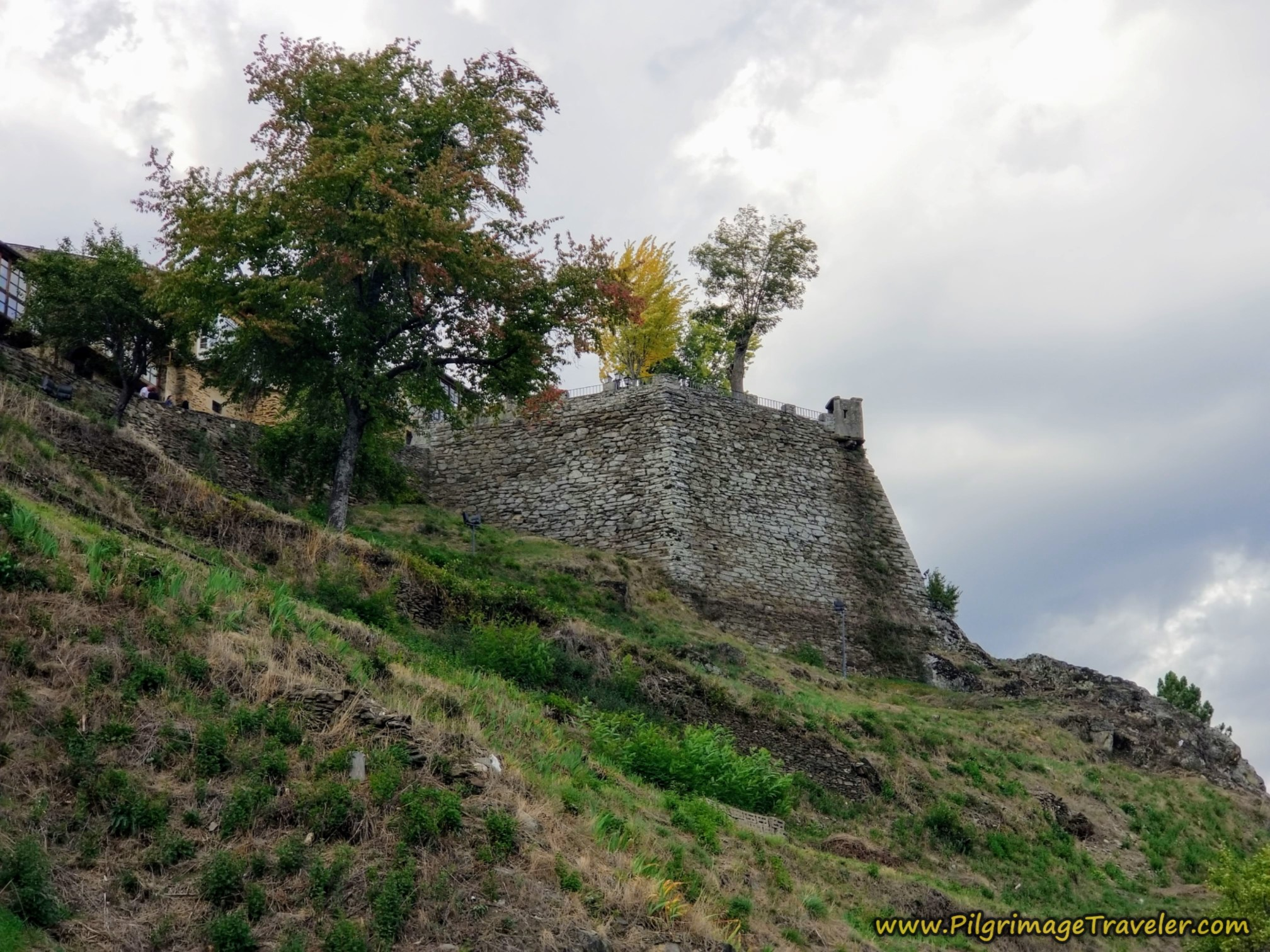 Watchtower, Castillo de Puebla de Sanabria