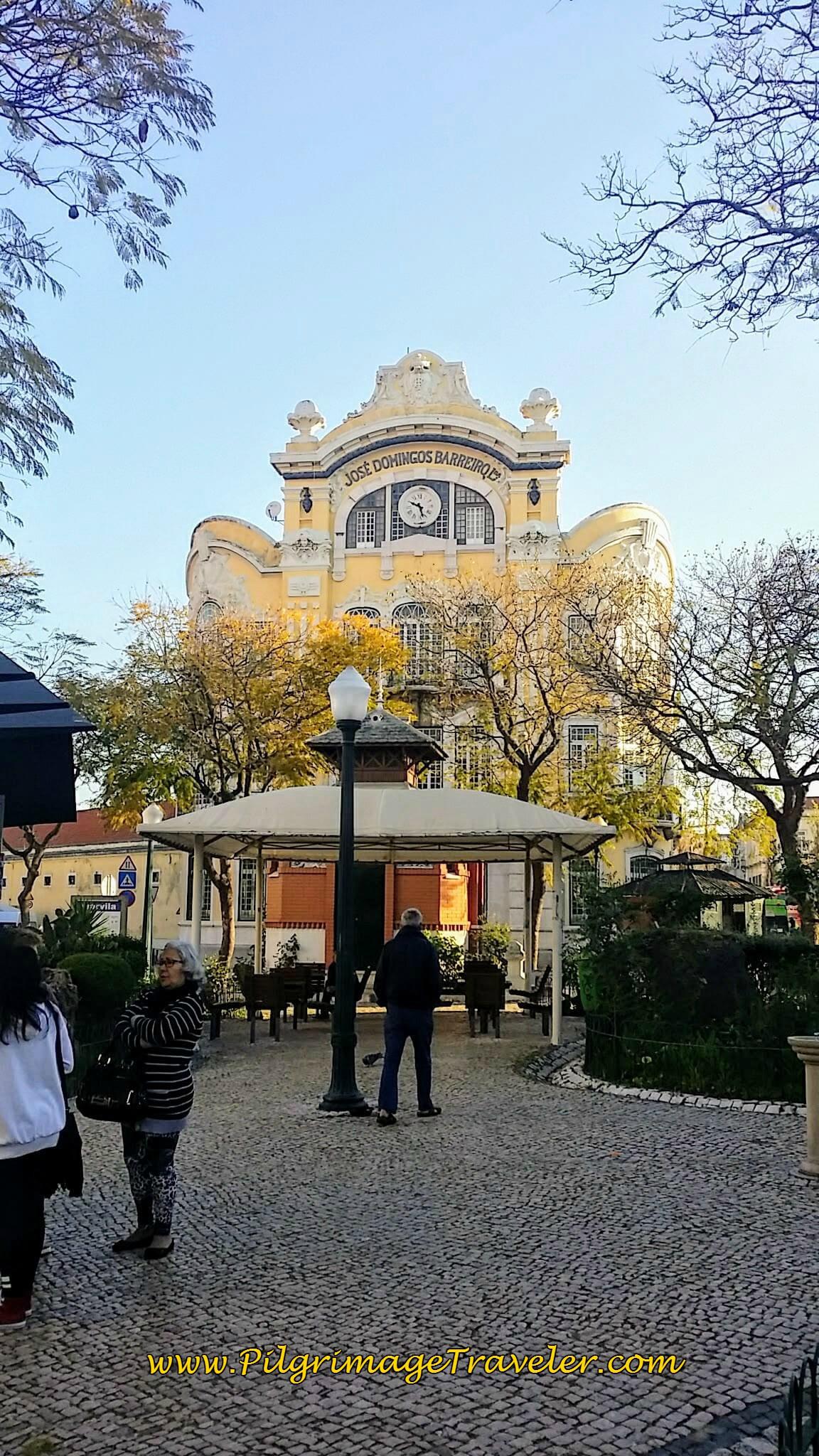 Praça David Leandro da Silva