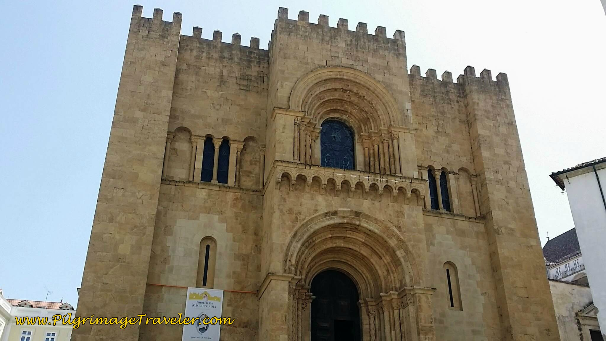 Sé Velha ~ Coimbra Portugal ~ Rare Reconquista Style