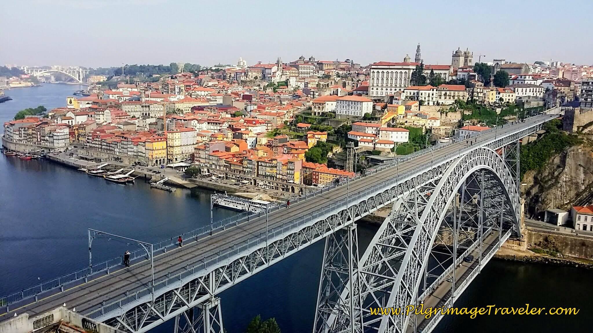 Porto and the Ponte Luis I
