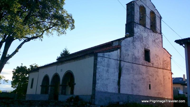 El Pedregal Church, Asturias, Spain