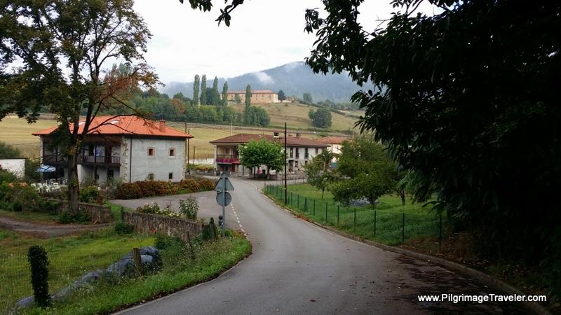 Town of Paladín, Asturias, Spain
