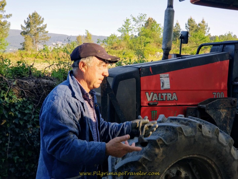 Special Handshake Farmer