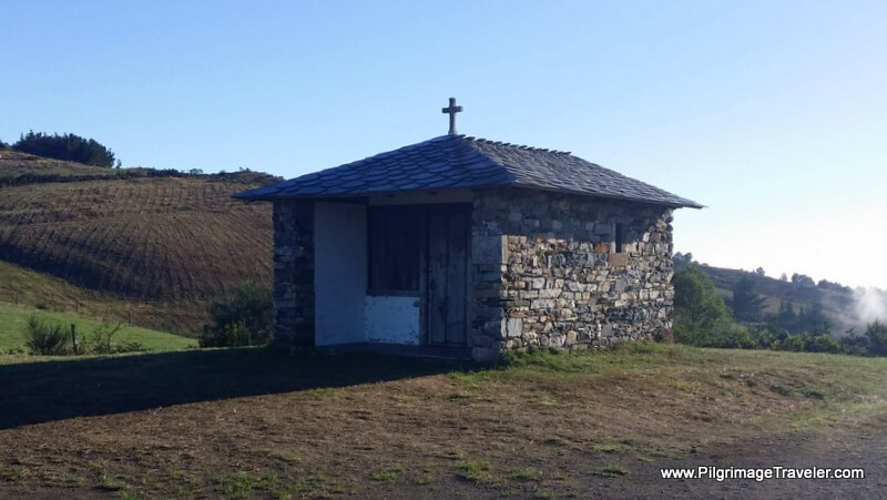 The Capilla de Hospital de Montouto on the Camino Primitivo