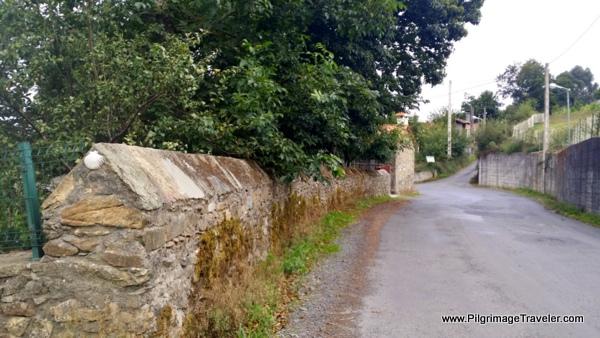 Walking thru Vilamor de Abaxio