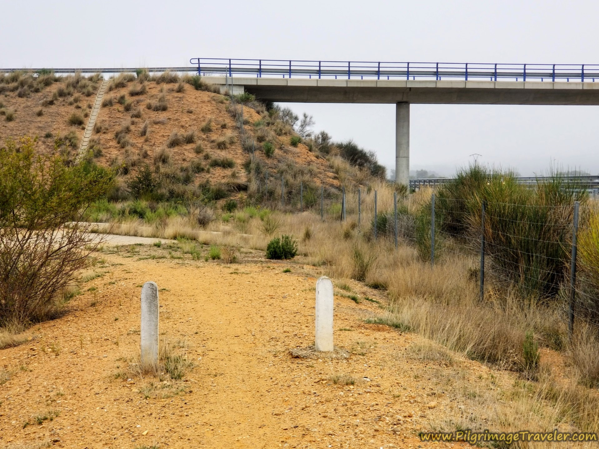 Fourth Overpass of the A-66