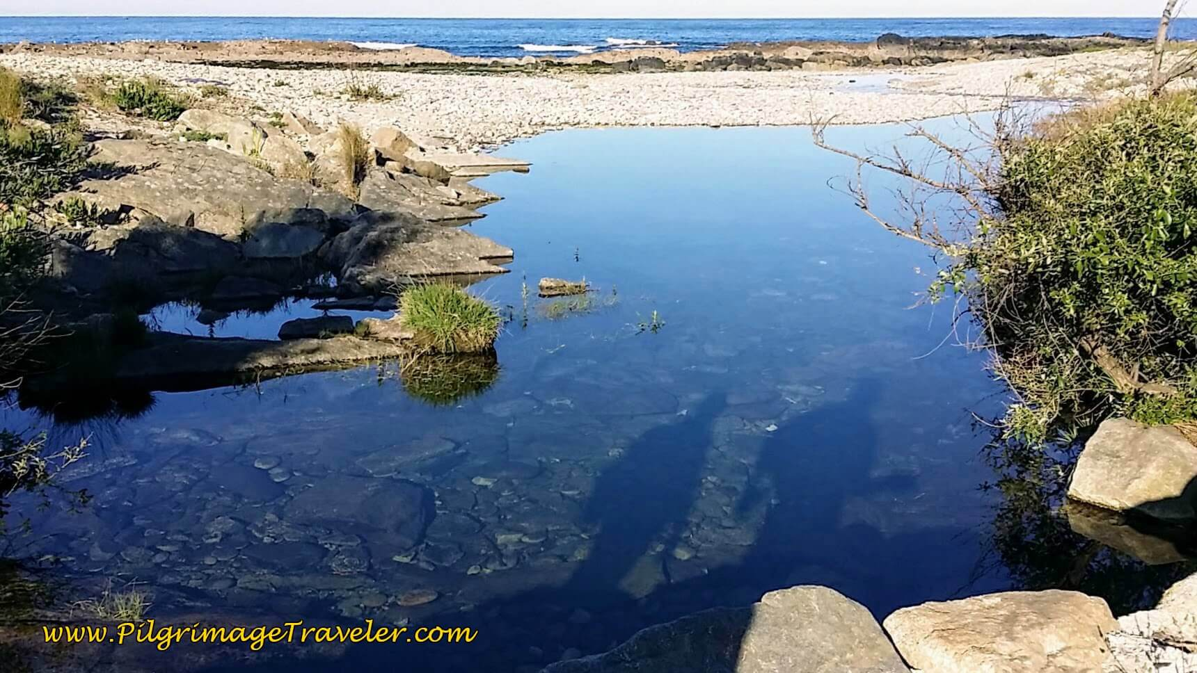 Reflection of Two Pilgrims on day eighteen of the Camino Portugués on the Senda Litoral