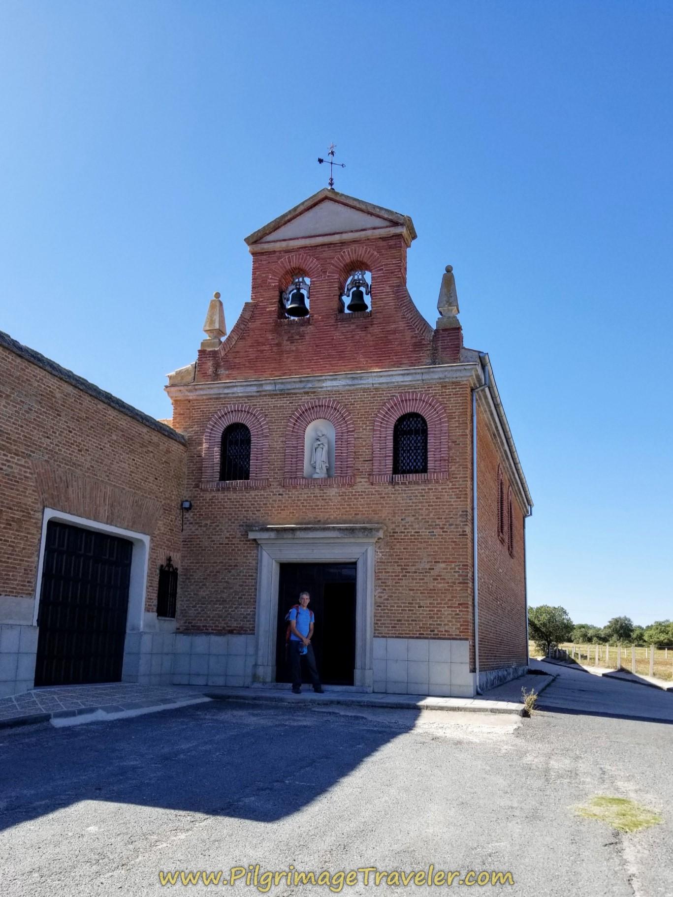 Convento de Duruelo Capilla