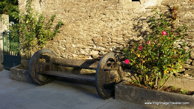 Inviting Bench for Repose