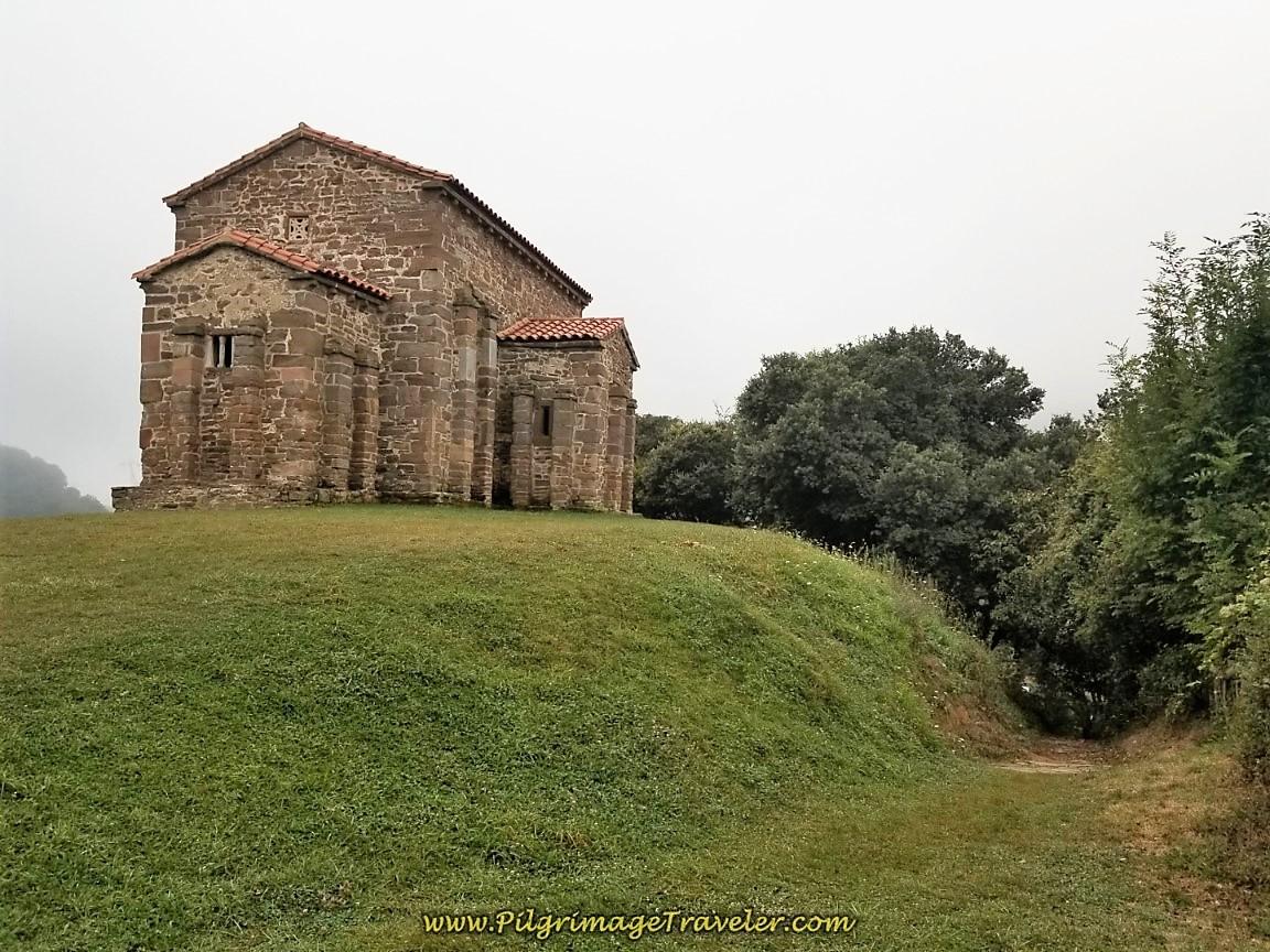 Santa Cristina de Lena