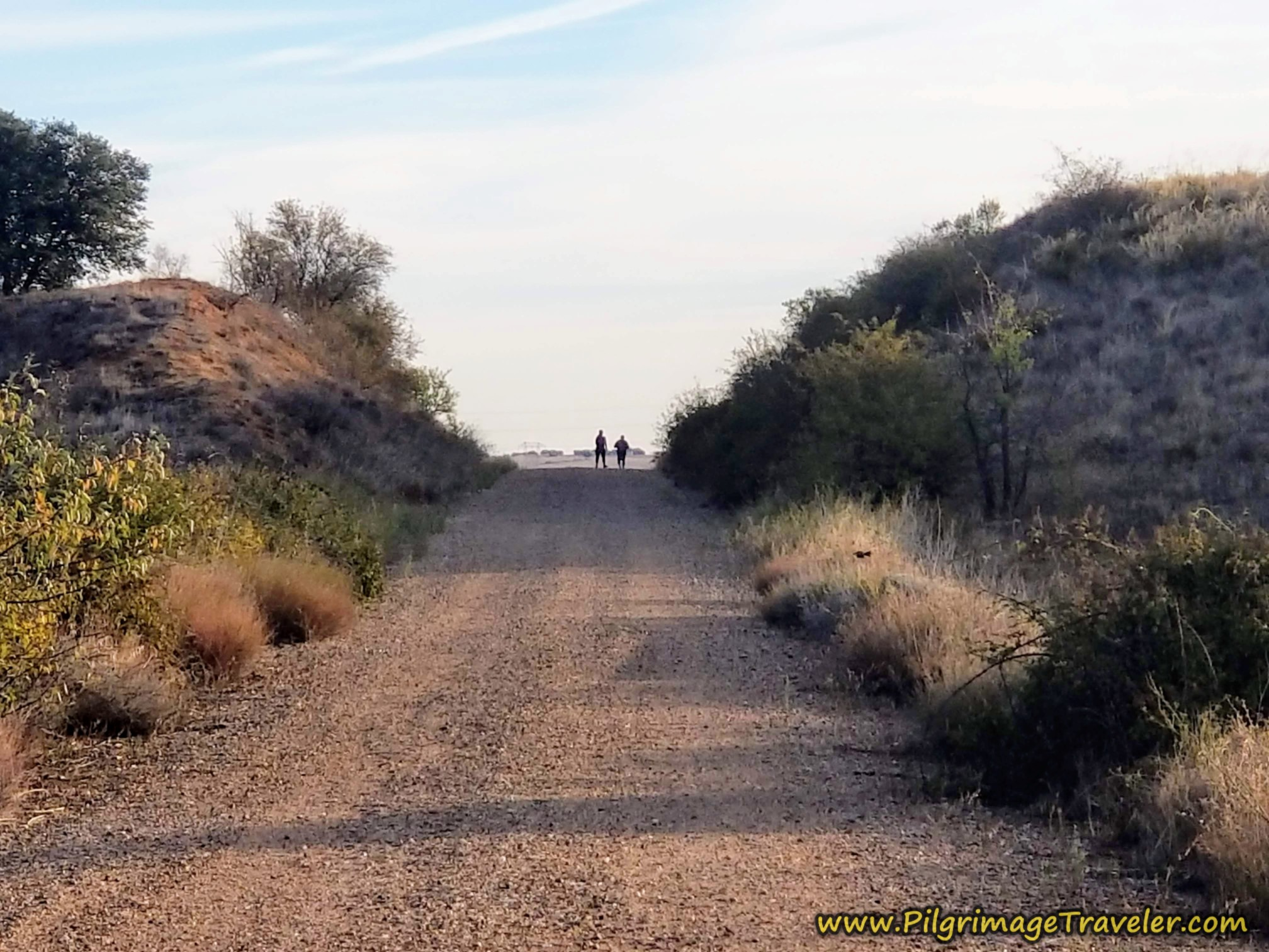 Short Detour from Highway