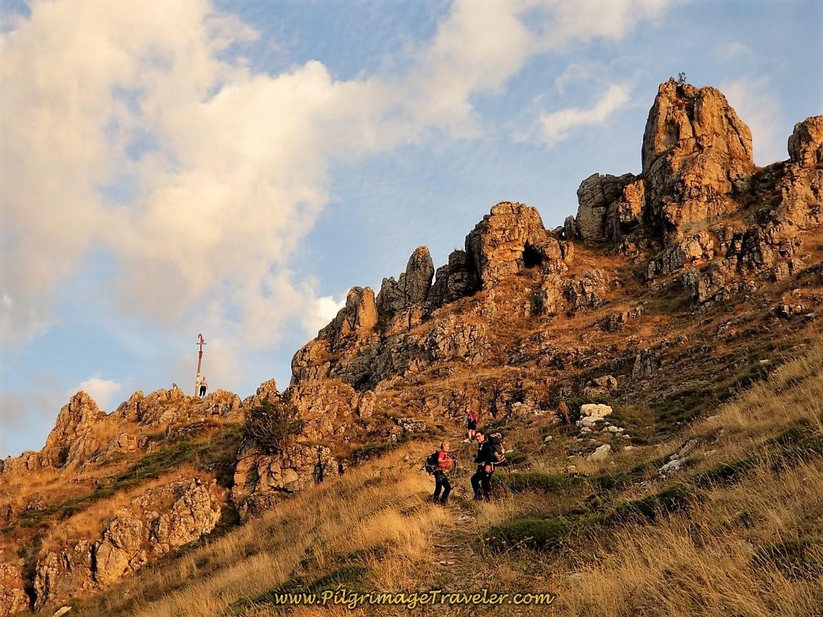 Day Three on the Camino de San Salvador ~ Poladura de la Tercia to Pajares,14.1 Km (8.76 Miles)