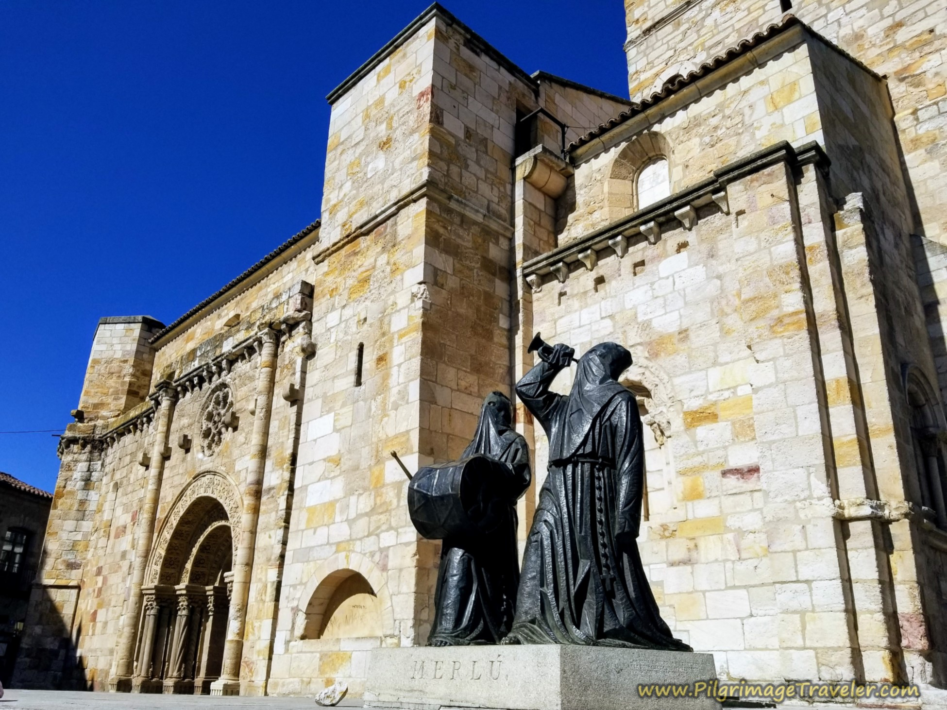 The Romanesque Town of Zamora, Spain