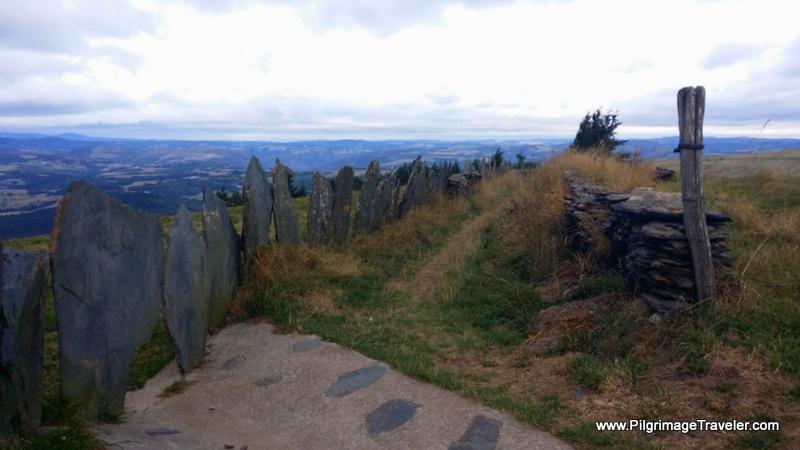 Enchanted Path Onward to Grandas de Salime, Asturias, Spain