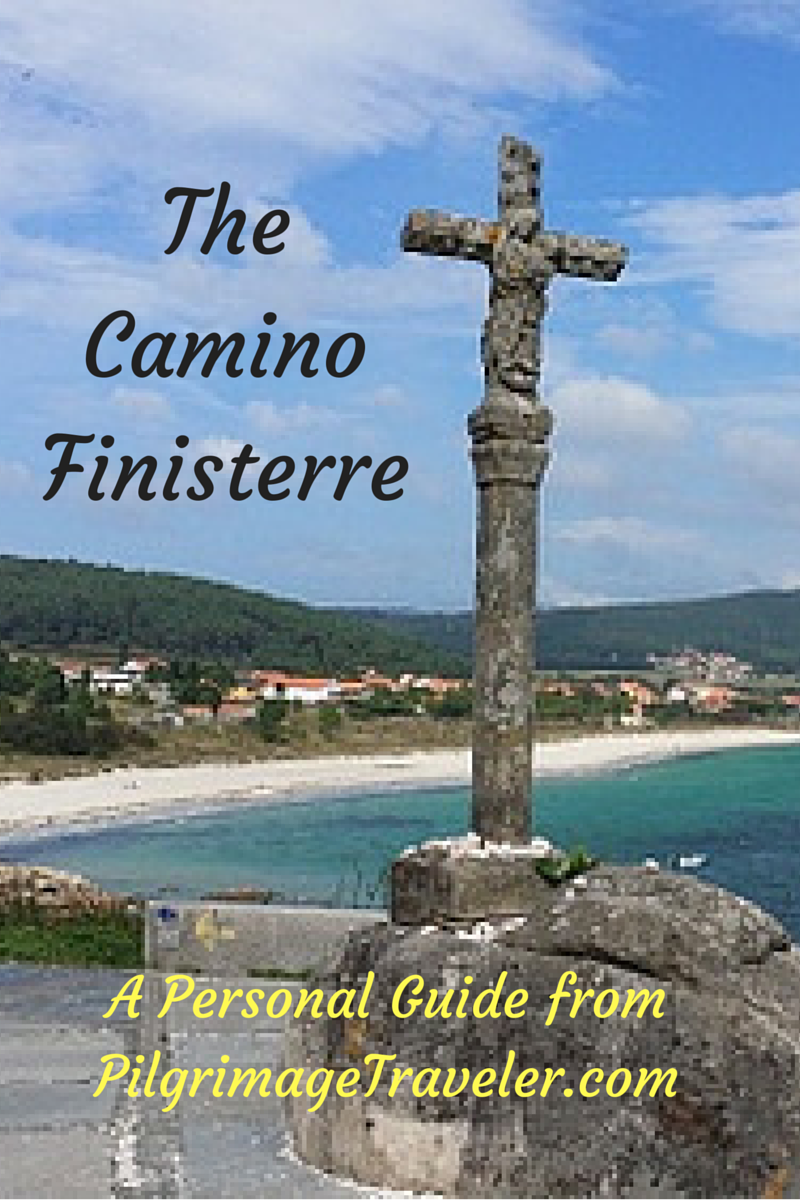 Camino Finisterre Ebook Cover