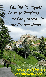 Camino Portugues Lisbon to Porto