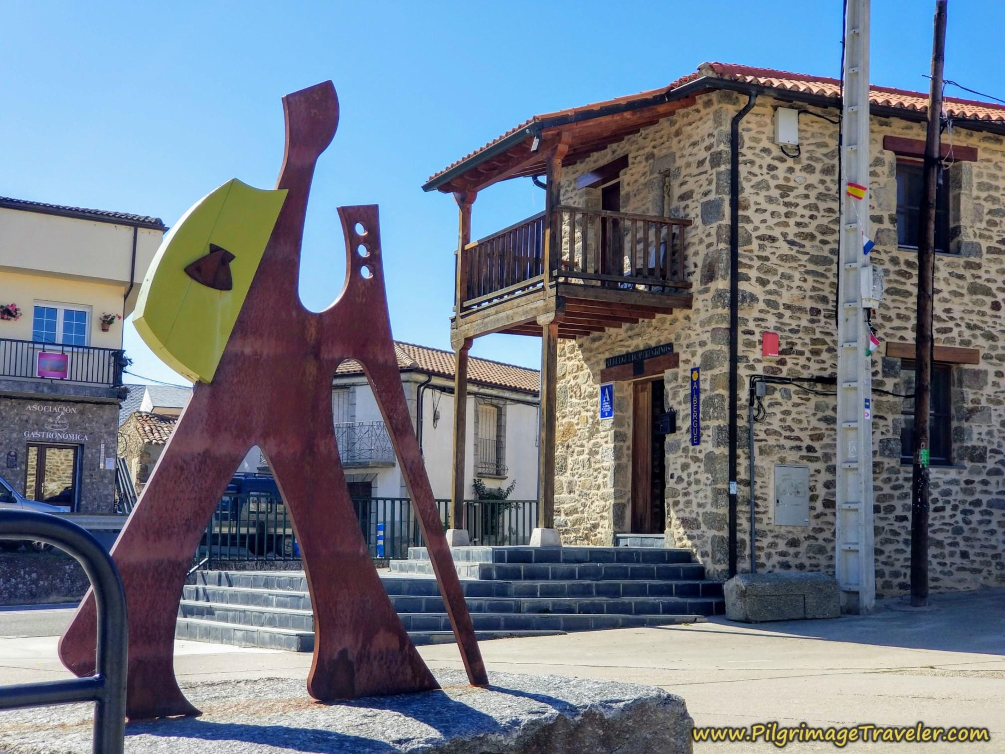 Day Three ~ Santa Marta de Tera to Rionegro del Puente, 27.2 Kilometers (16.9 Miles)