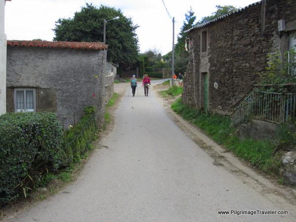 Elle and Glyvia near Boavista