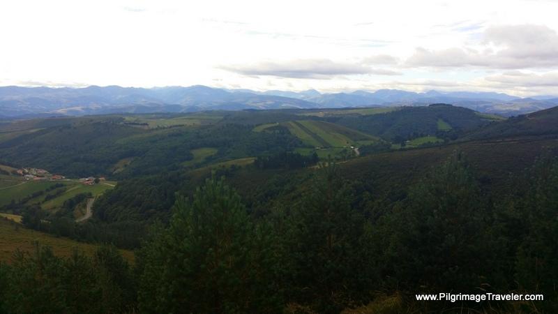 The Cantabrian Mountains Come Into Focus