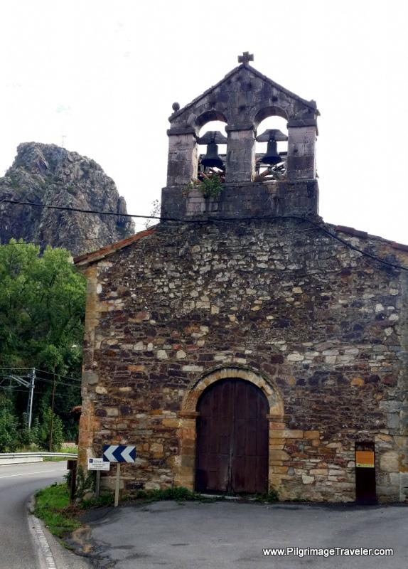 Iglesia de San Juan de Peñaflor, Camino Primitivo, Asturias, Spain
