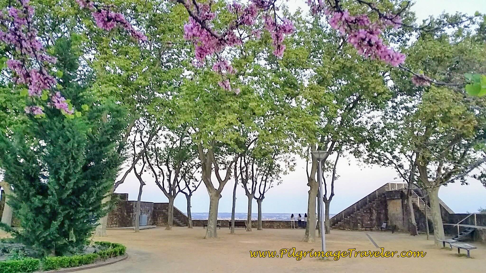 Garden of the Doors to the Sun, Santarém, Portugal