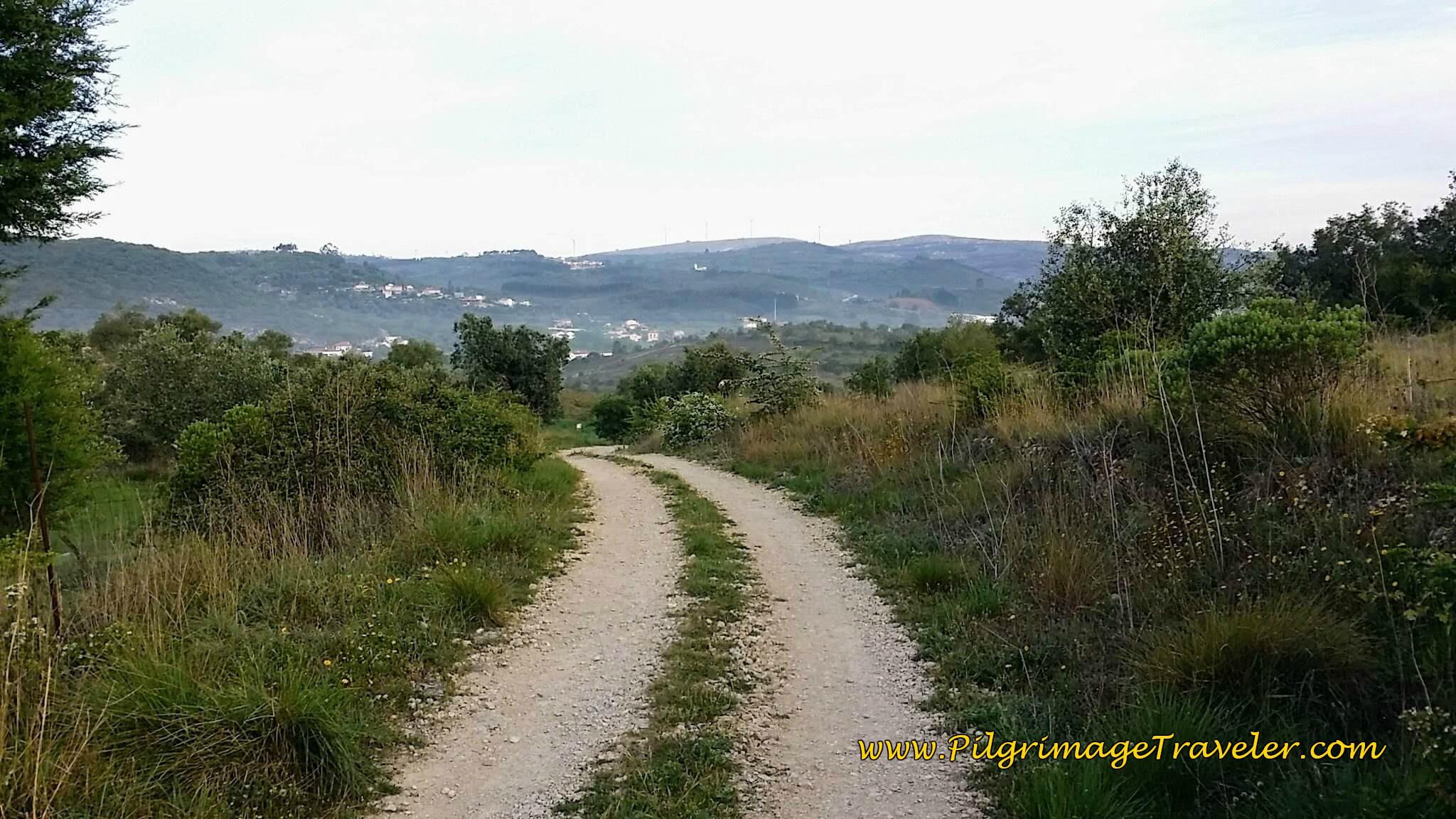 Onward Toward Ribera de Alcalamouque