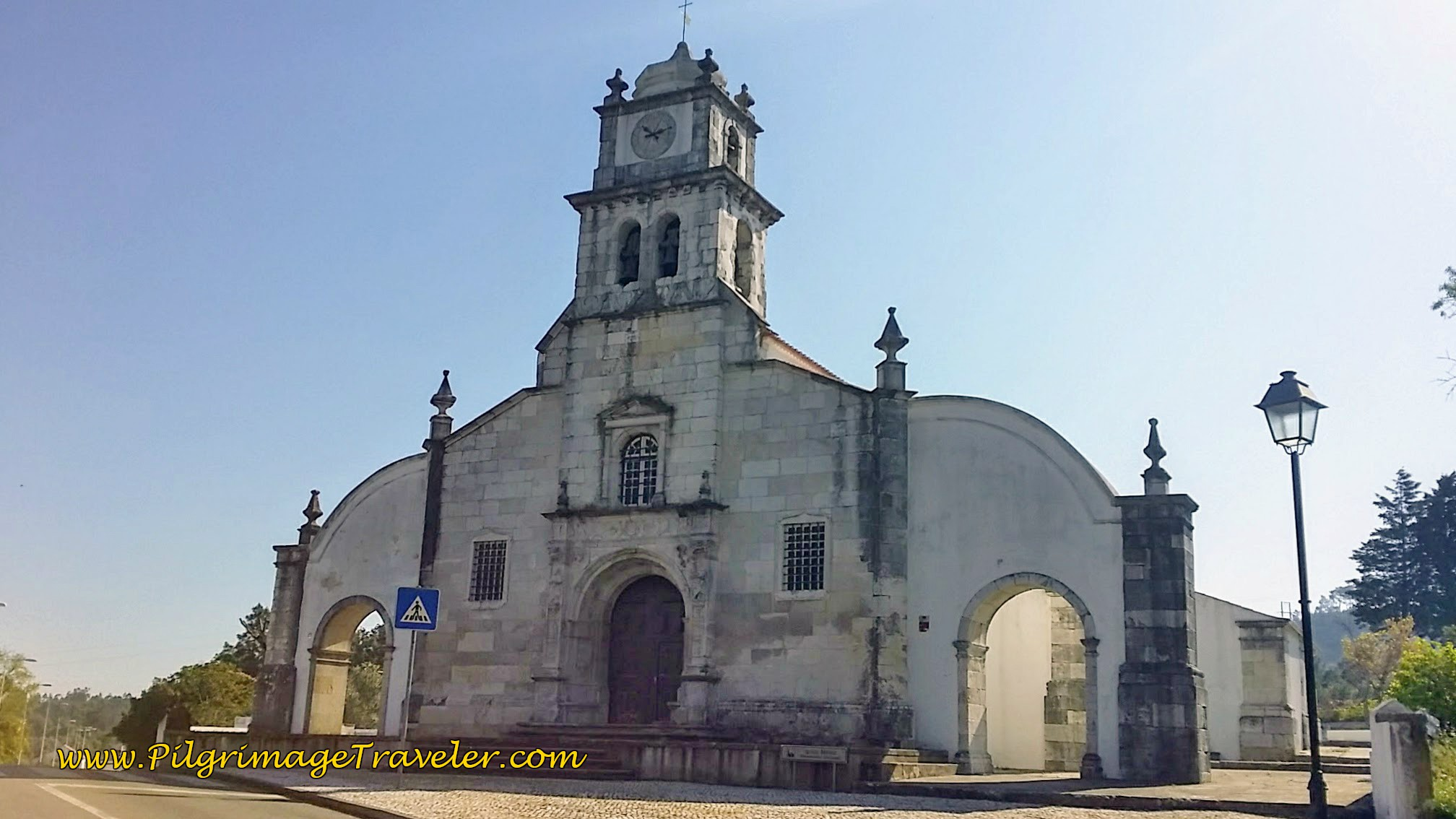 Igreja Matriz, Atalaia, Portugal