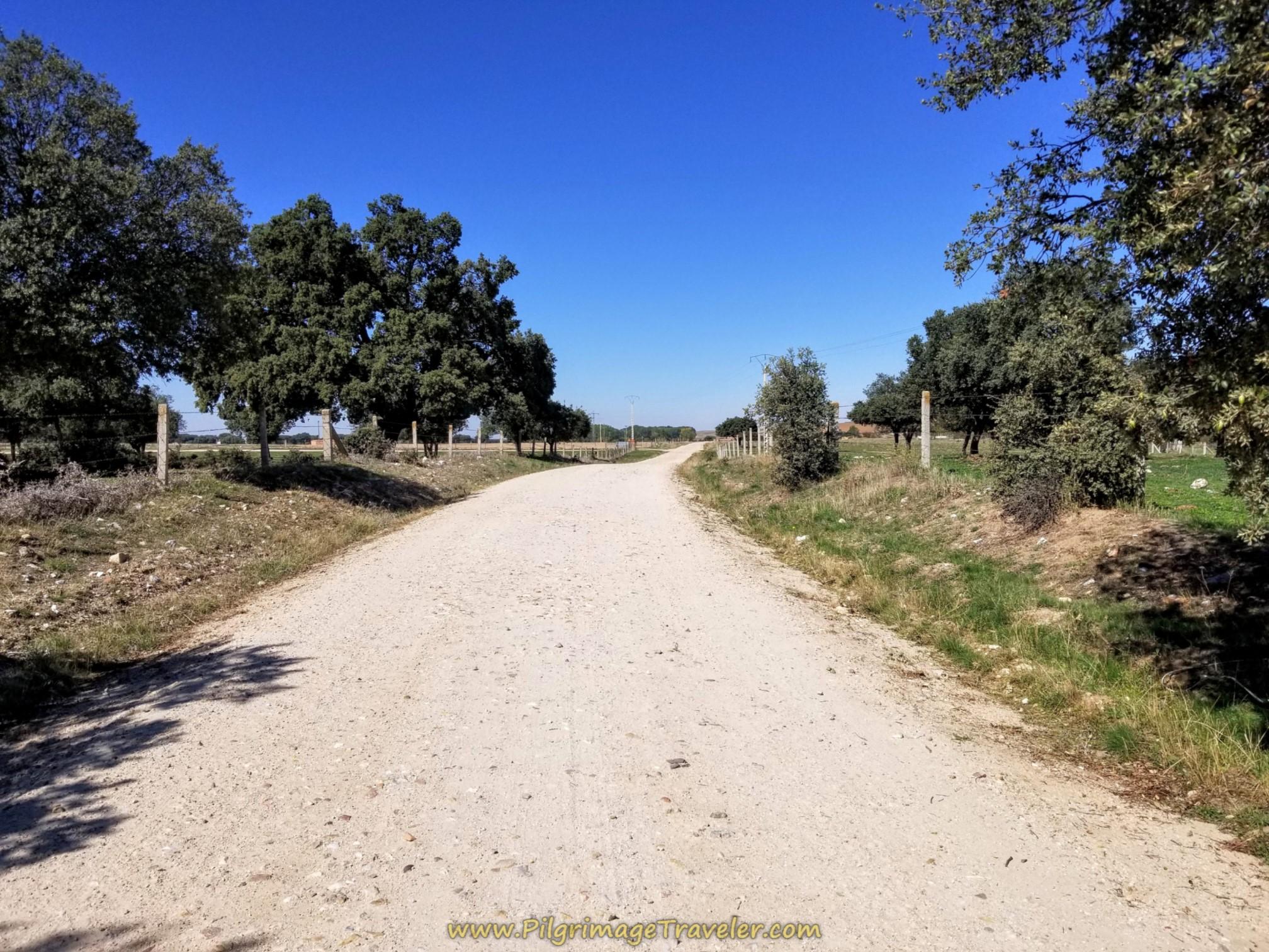Onward to Mancera de Abajo