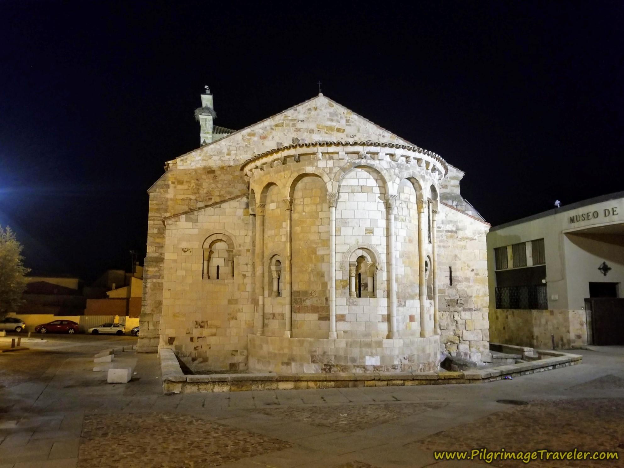 Iglesia de Santa María la Nueva