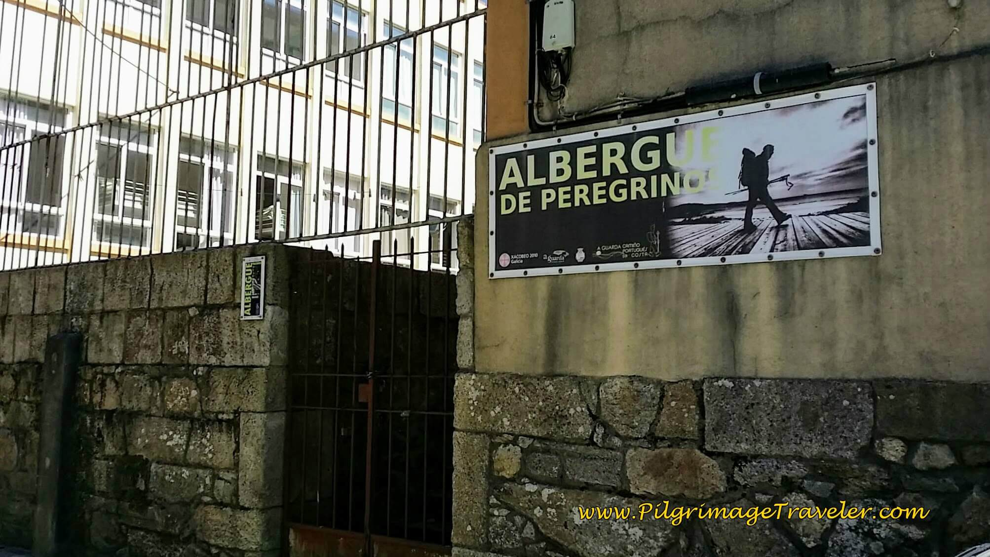 Albergue de Peregrinos, A Guarda, Spain on Day Nineteen of the Portuguese Way