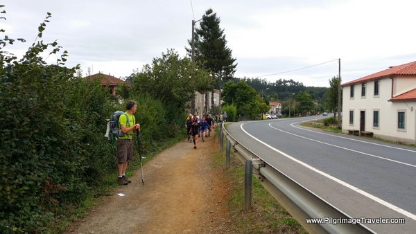 A Look Back at the Many Peregrinos on the Camino Frances