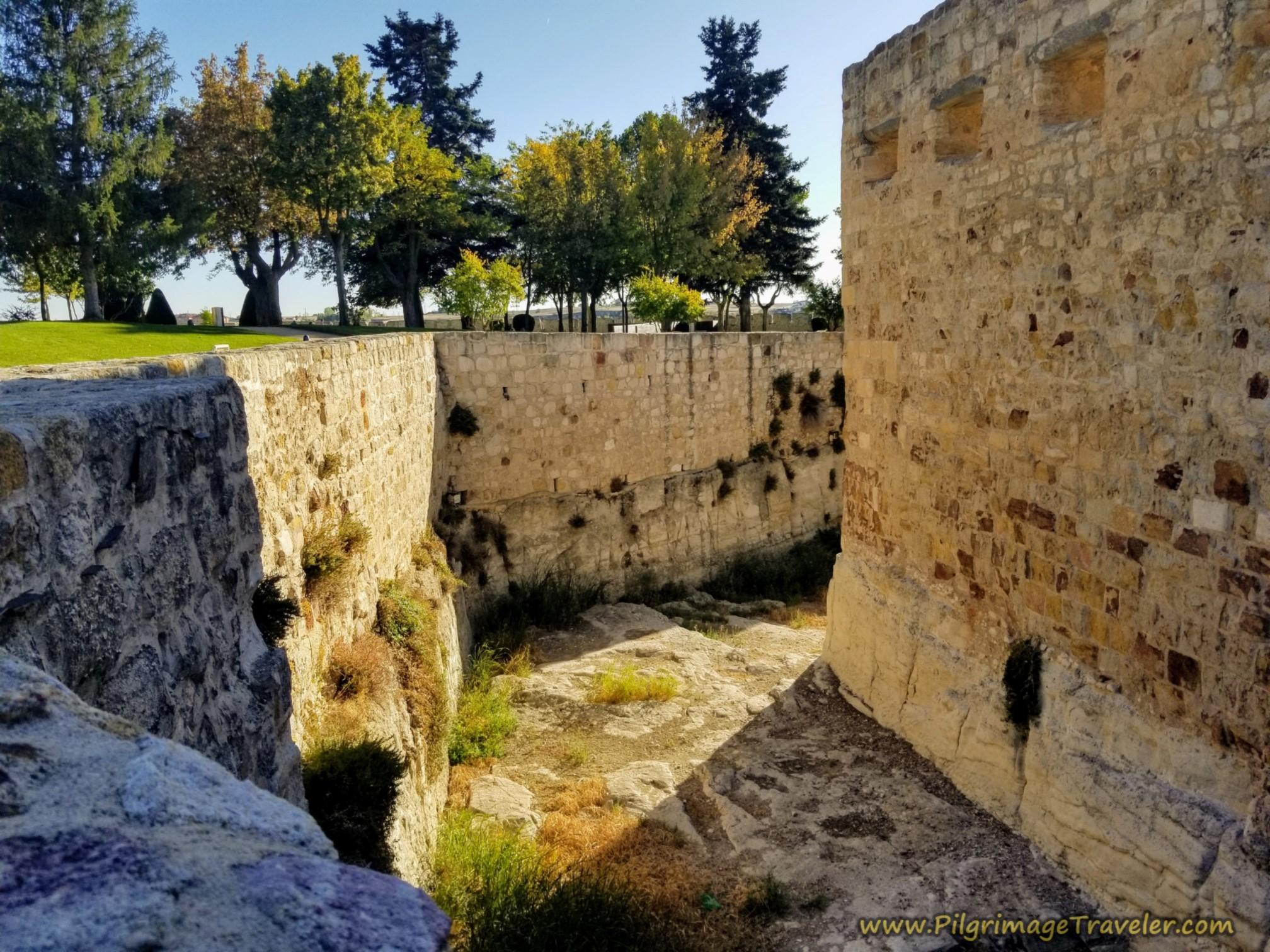 Zamora Castle Moat