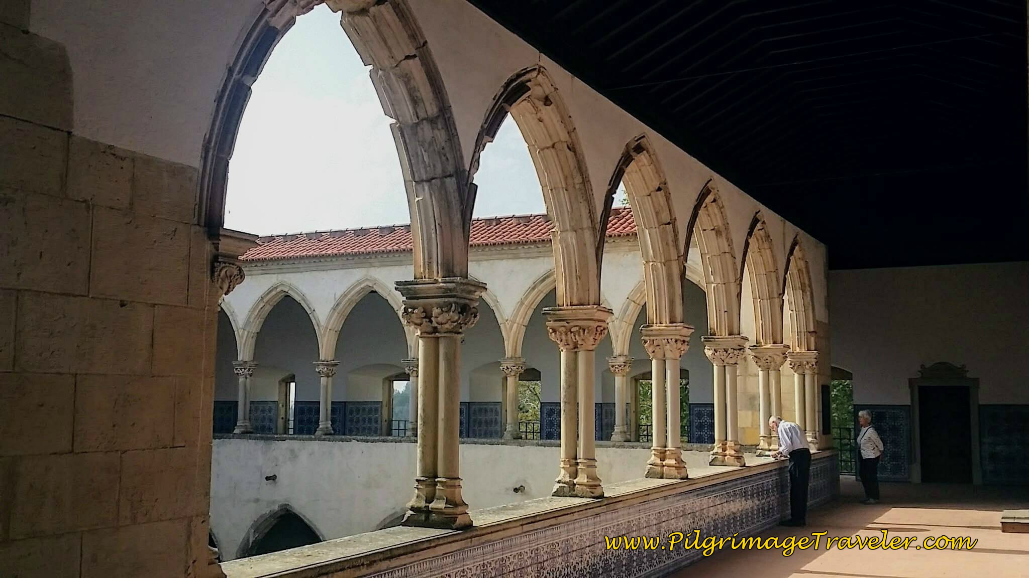 Upper Level of the Main Cloister, Convento de Cristo, Tomar
