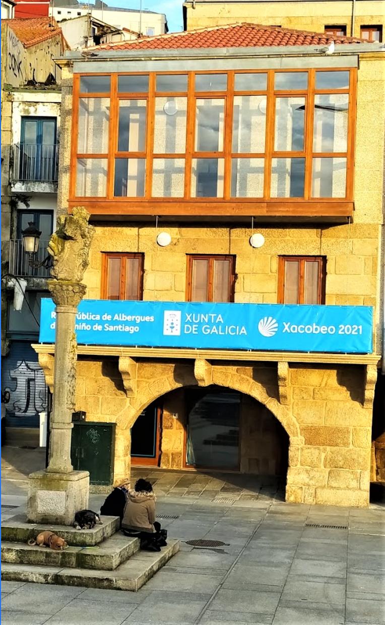 Municipal Albergue Vigo